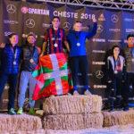 Albert Presegué acaba tercer al Campionat d'Espanya d'Spartan Race