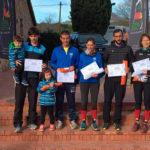 Dos campions i  un subcampió taradellencs a la Copa catalana d'orientació