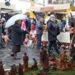 Una Fira de Santa Llúcia de Taradell amb els paraigües com a protagonistes