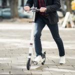 Taradell tindrà el primer carril de Catalunya per a patinets elèctrics