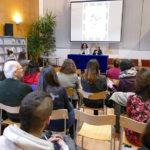 Es presenta a la Biblioteca de Taradell el primer llibre de Núria Martínez