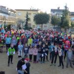 149 participants a la 9a Sant Silvestre de Taradell 2018
