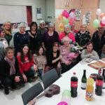 L'Escola d'art L'Arpa de Taradell celebra els 25 anys d'alumna de la Maria Pagès
