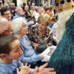 La taradellenca Roser Bosch celebra els 100 anys de vida