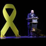 Marcel Mauri reivindica la cultura popular al pregó dels Tonis de Taradell on s'escull com a hereu 2019 a Nil Espuña