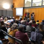 La CUP presenta a Taradell la campanya 'Alcem-nos' contra la repressió