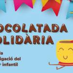 Xocolatada solidària divendres del Xocolater de Taradell amb motiu del dia internacional del càncer infantil