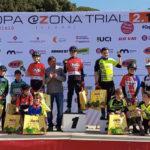 Un triomf i tres podis taradellencs en el tret de sortida de la Copa Osona 2019 de trial en bicicleta