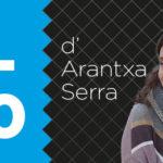 La T-10 d'actes de Taradell organitzats per jovent de l'Arantxa Serra