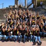 Més de 200 comensals participen a la 39a Festa del soci de l'Esbart Sant Genís
