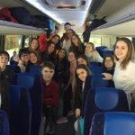 26 alumnes de l'INS Taradell han marxat d'intercanvi a França