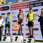 Jordi Tulleuda s'imposa a la primera prova de la Copa catalana de trial 2019