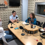 L'alcaldessa Mercè Cabanas respondrà, una vegada al mes, les preguntes dels taradellencs a Ràdio Taradell