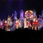 Gran posada en escena de Canya que no és conya amb el musical 'Els cavallers de la taula quadrada'
