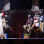 Es prorroga el musical 'Els cavallers de la taula quadrada' amb una funció més dissabte