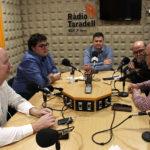 Santi Estragués, candidat de Junts per Taradell, explica al programa 'Arreglant el món' que el repte és continuar apostant per un alt nivell de serveis al poble