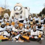 Els Troneres s'emporten per cinquè any el premi a la millor carrossa del Carnaval de Taradell