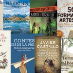 Recomanacions de la Llibreria l'Estudi de Taradell per aquest Sant Jordi 2019