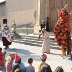 Taradell viu un bon ambient de Sant Jordi 2019
