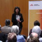 """La Consellera Teresa Jordà (ERC) diu a Taradell que el 28 d'abril s'han d'omplir les urnes de """"vots de llibertat"""""""