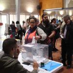 La participació a les eleccions espanyoles 2019 a la una del migdia a Taradell és de quasi el 37% del cens