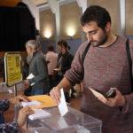 La participació a Taradell a les eleccions espanyoles a les 6 de la tarda ja supera el 70%