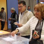 A falta d'una hora per poder votar a Taradell ha votat el 77,83% a les eleccions espanyoles 2019