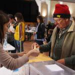 La participació final a Taradell a les eleccions espanyoles 2019 ha arribat fins al 82,44%