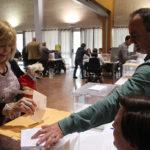 Primers resultats de participació a Taradell a les eleccions espanyoles 2019