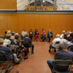 ERC Taradell fa un acte electoral per escoltar les inquietuds de la gent gran