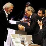 Carles Furriols recull la Creu de Sant Jordi 2019