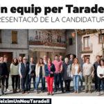 ERC Taradell presenta la candidatura a les eleccions municipals diumenge a la Font Gran amb neteja de la riera