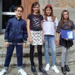 Paula Pujol premiada al certamen 2019 de Lectura en veu alta de Sant Julià