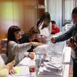 Taradell registra una participació final a les eleccions municipals i europees 2019 del 75,23%