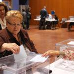 A Taradell la participació a 2/4 de 12 del matí és del 18% a les eleccions municipals 2019