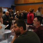Participació eleccions municipals 2019 a les 13h: Ja han votat 1.574 taradellencs i taradellenques