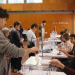 A les 17h la participació a Taradell a les eleccions municipals se situa en el 54,64%