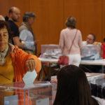 A les 6 de la tarda a Taradell han votat 2.965 taradellencs i taradellenques a les eleccions municipals