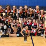 L'equip cadet femení del Club Volei Taradell es classifica per les finals nacionals dels Jocs Esportius Escolars de Catalunya
