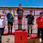 Jordi Tulleuda guanya la primera prova puntuable en infantils de la Copa d'Espanya de trial 2019