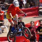 Jordi Tulleuda puja al podi en infantils a la segona prova de la Copa Espanya de trial