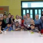 El Puntal acull un taller intergeneracional de dolços