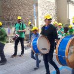 La Tarabanda participa a la V Trobada de Marxing Bands a Manlleu