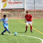 La UD Taradell es deixa remuntar dos gols i perd contra el Folgueroles