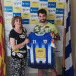 David Martínez fitxa pel CP Taradell per afrontar l'OK Lliga