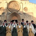 El Ball del Ciri de Taradell surt per segon cop del poble per ballar a la Festa Major de Sant Cugat