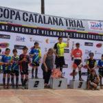 Jordi Araque i Ferran Serra pugen al podi en la 3a prova de la Copa catalana de trial