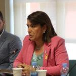 """Mercè Cabanas, alcaldessa de Taradell: """"Tan aviat com puguem, farem un memorial per tota la gent que no ha pogut ser acomiadada com es mereix"""""""