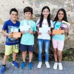 Quatre taradellencs premiats al XXXI Concurs literari de l'Ajuntament de Gurb