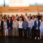 Núria Arau assumeix competències de Cultura al Consell Comarcal d'Osona